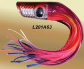 Osprey Poly carbonate TINTED head-trolling lure