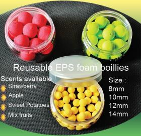 Osprey ESP boilies. floating boilies with fruit scent