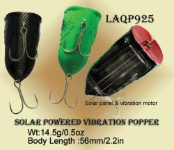 solar powered crankbait- popper