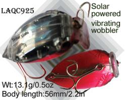 solar powered crankbait- bugs